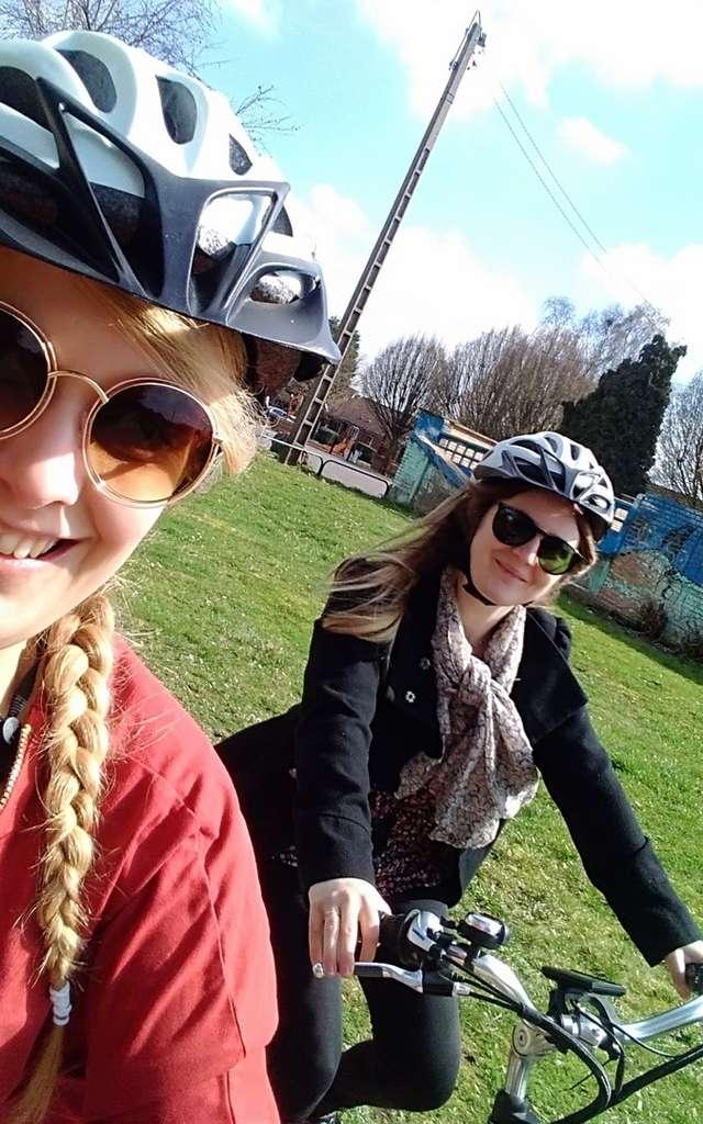 Échappées à vélo électrique