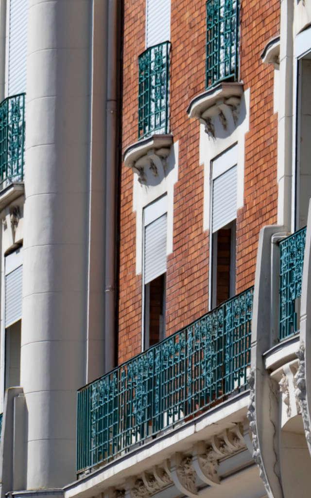 Ouvrez l'œil sur les détails Art déco de Douai
