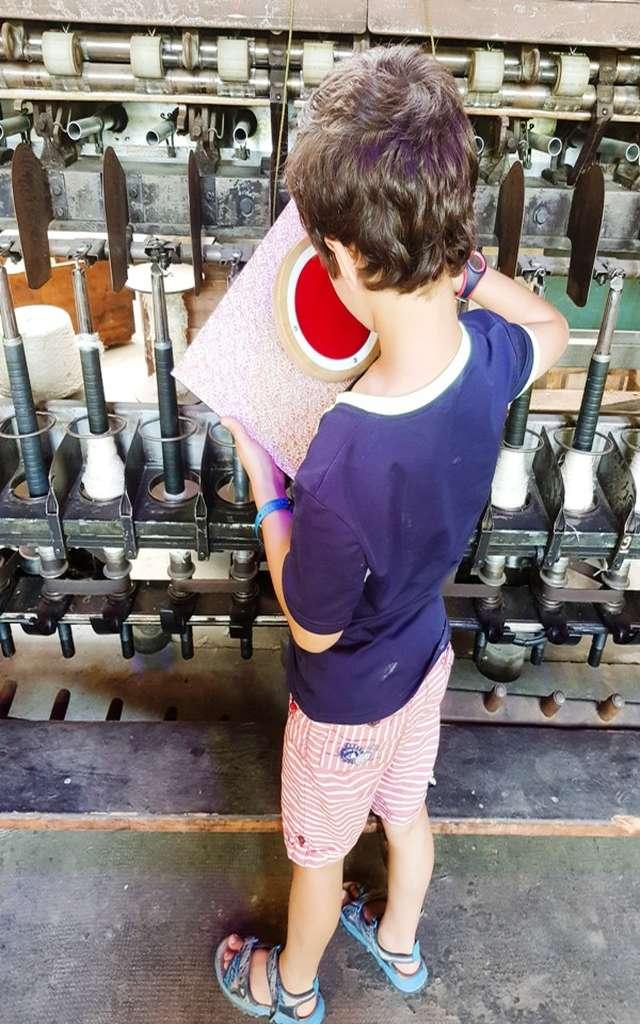 Filature de laine de Belvès