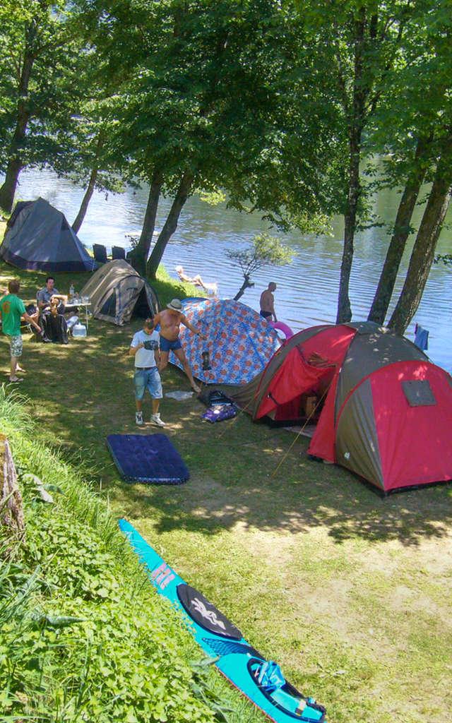 Camping Le Vaurette
