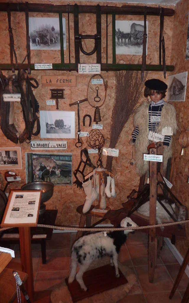 FERMÉ en 2020 - Musée Landes d'Antan