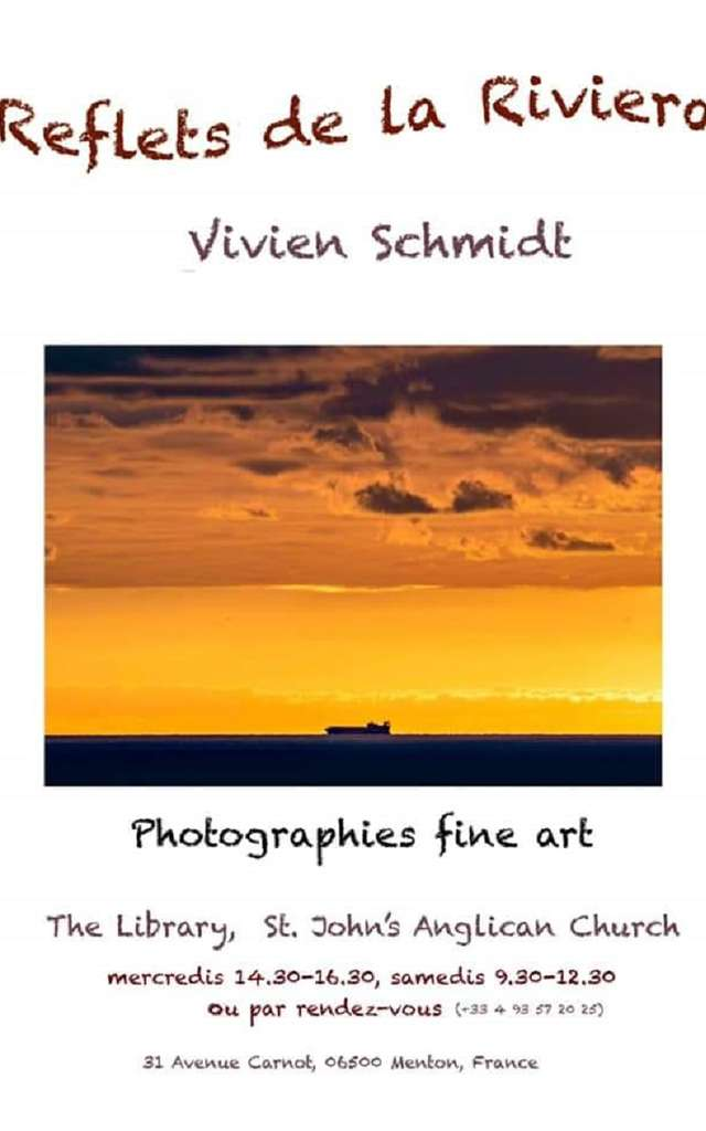 Photo exhibition Reflections of the Riviera