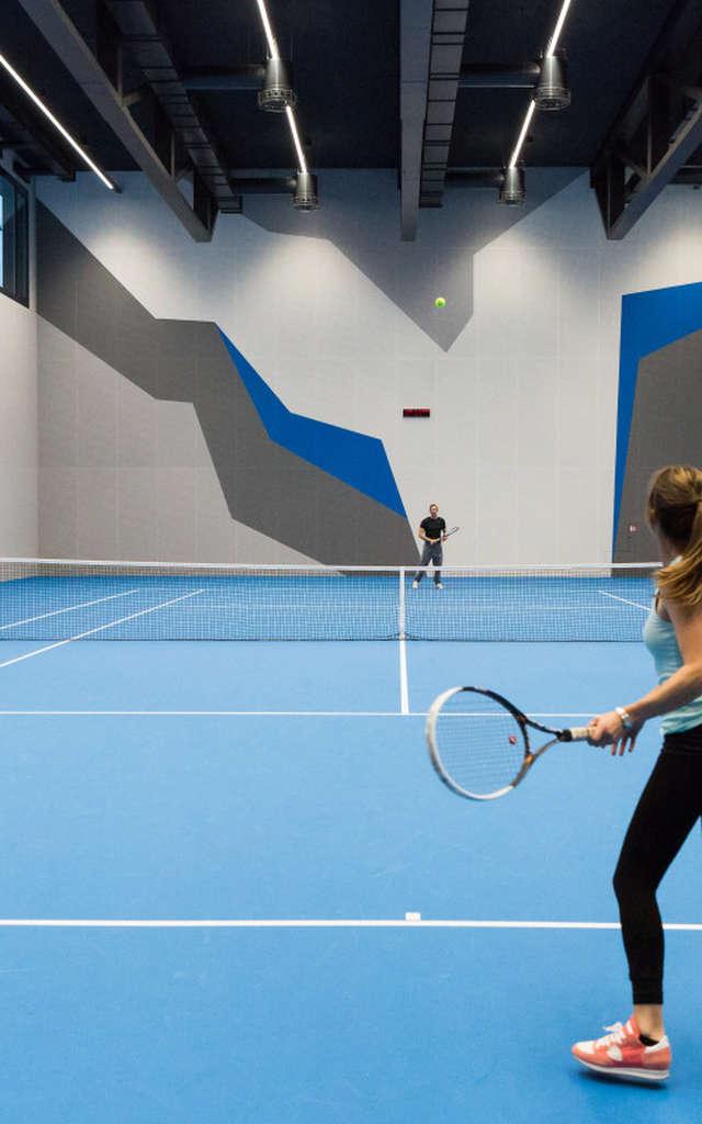 Tennis initiation