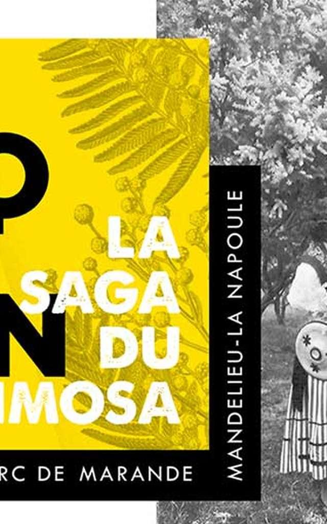 Exposition en plein air : La Saga du Mimosa
