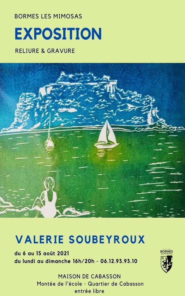 Exposition de Valérie Soubeyroux Montel