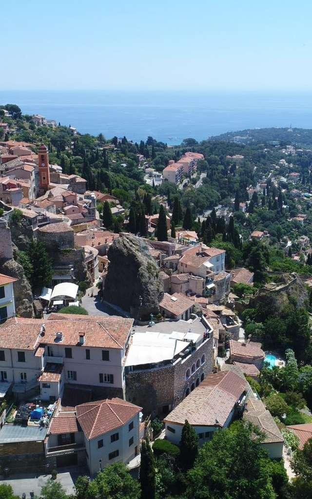 Ente du Turismo Menton, Riviera & Merveilles - Roquebrune-Cap-Martin Tourist Office