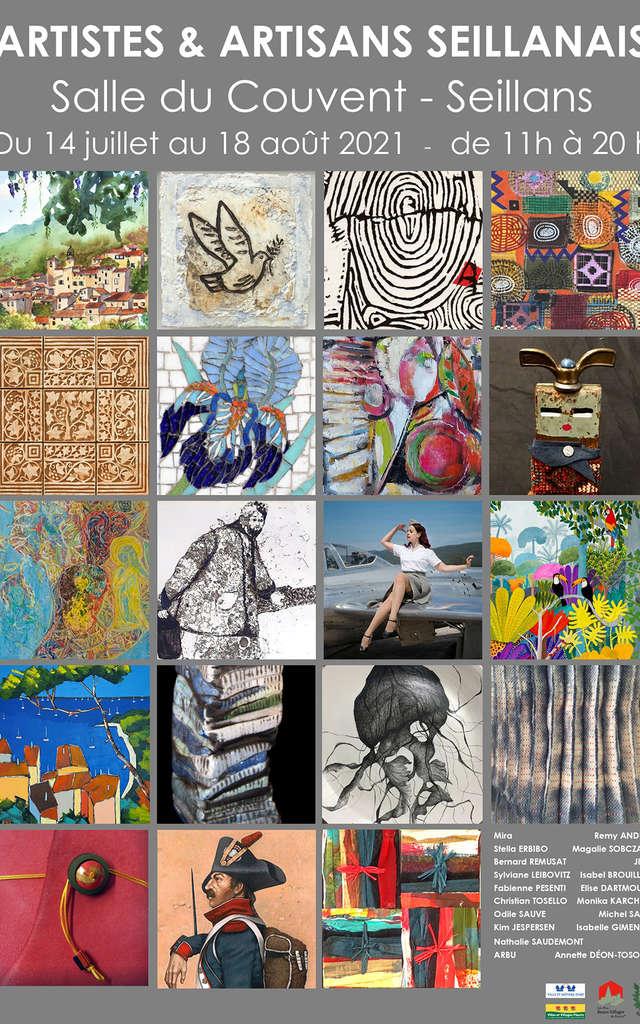 Artistes et Artisans Seillanais