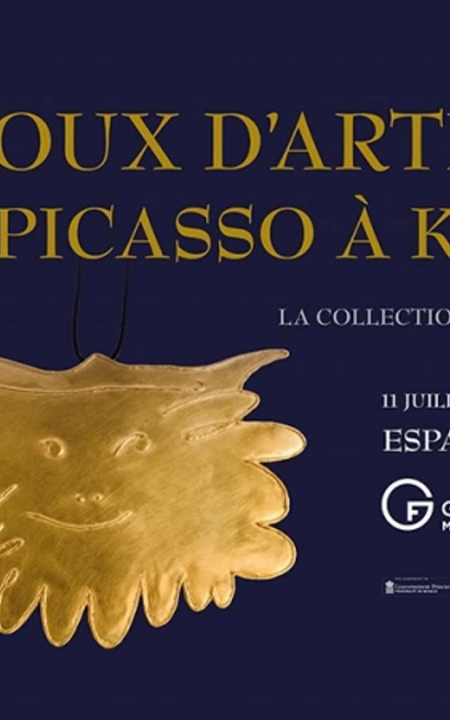 Diane Venet Exhibition - Picasso to Koons jewelry by artists