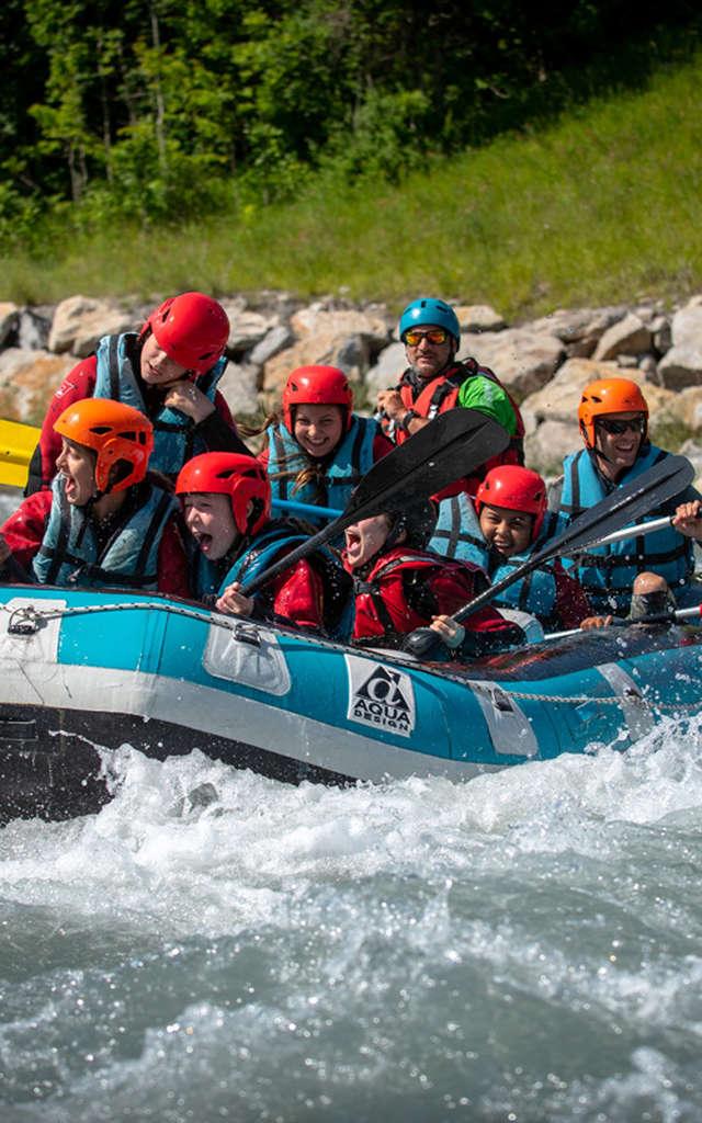 Sports d'eau vive - Actions
