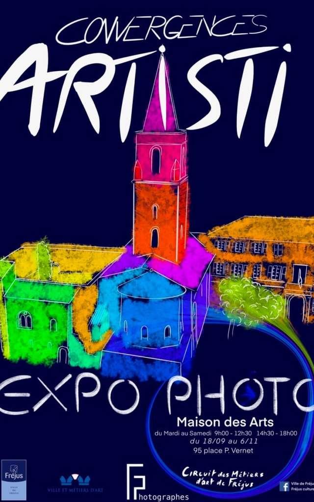 Convergences Artisti Expo Photo