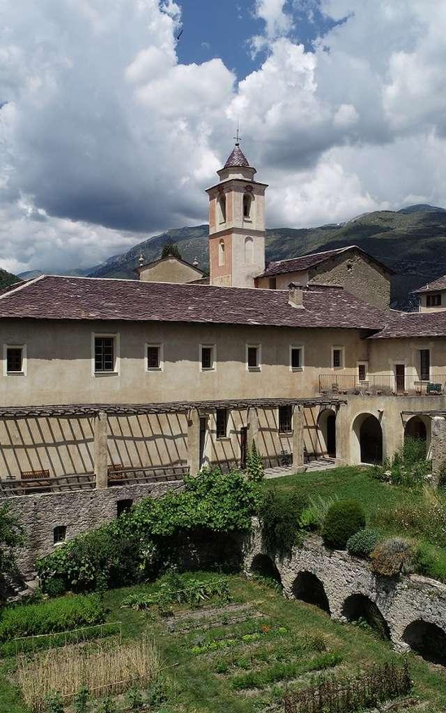Monastère franciscain de Saorge et Notre-Dame des Miracles