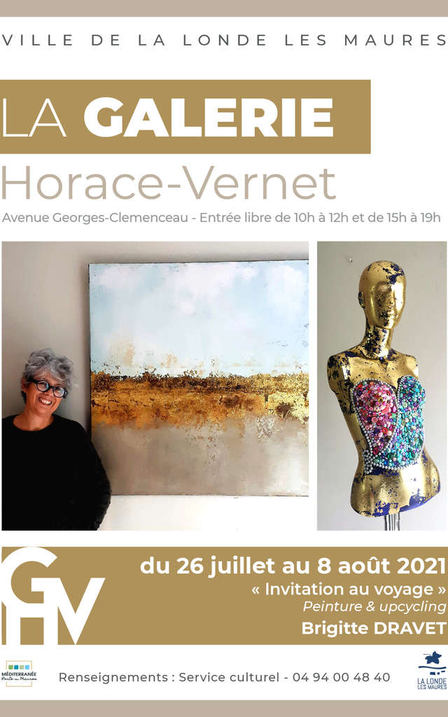 Art exhibition: Brigitte Dravet