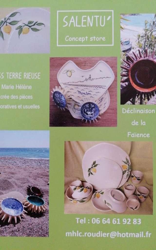 Exhibition Sale Miss Terre Rieuse