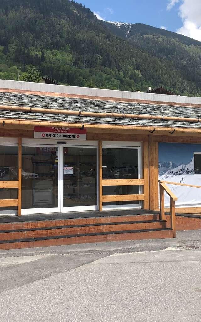 Office du Tourisme du Val de Bagnes