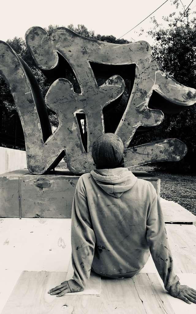 Exposition de l'artiste Jérémy Besset