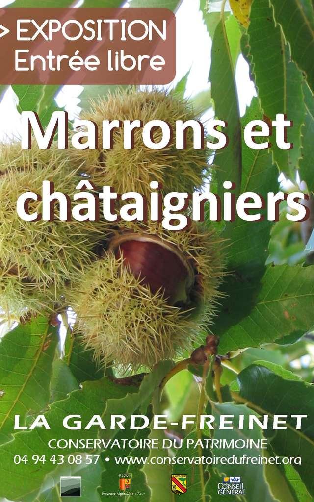 Exposition Marrons et Châtaigniers