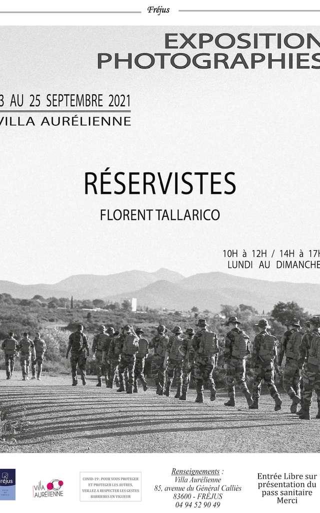 Exposition Photographies Florent Tallarico