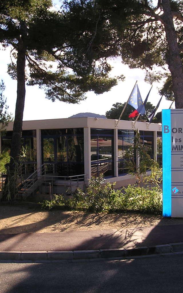 Office de Tourisme de Bormes la Favière