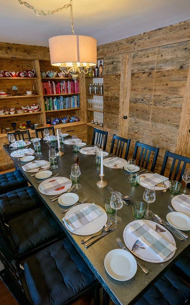 Cooking classes with Mountain Thyme