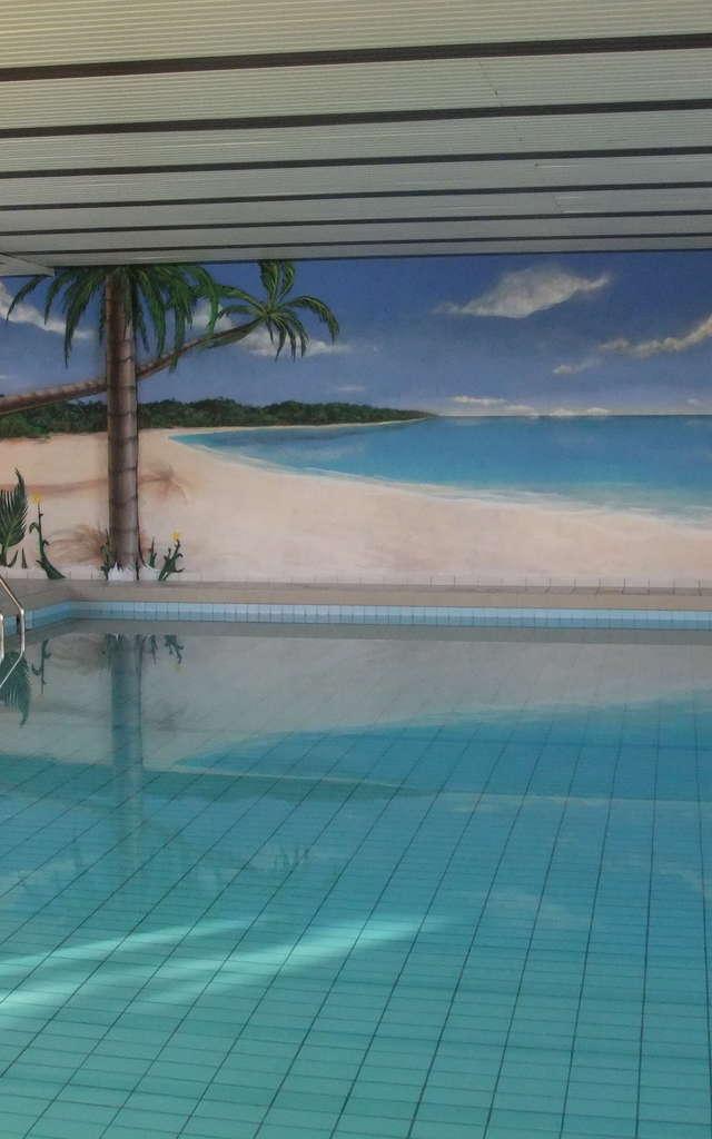 Swimming pool & Sauna La Tzoumaz