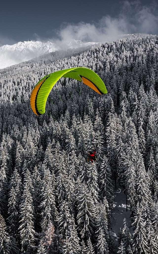 Parapente avec Verbier Summits