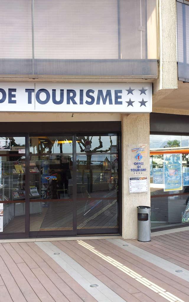 Office de Tourisme de Théoule-sur-Mer