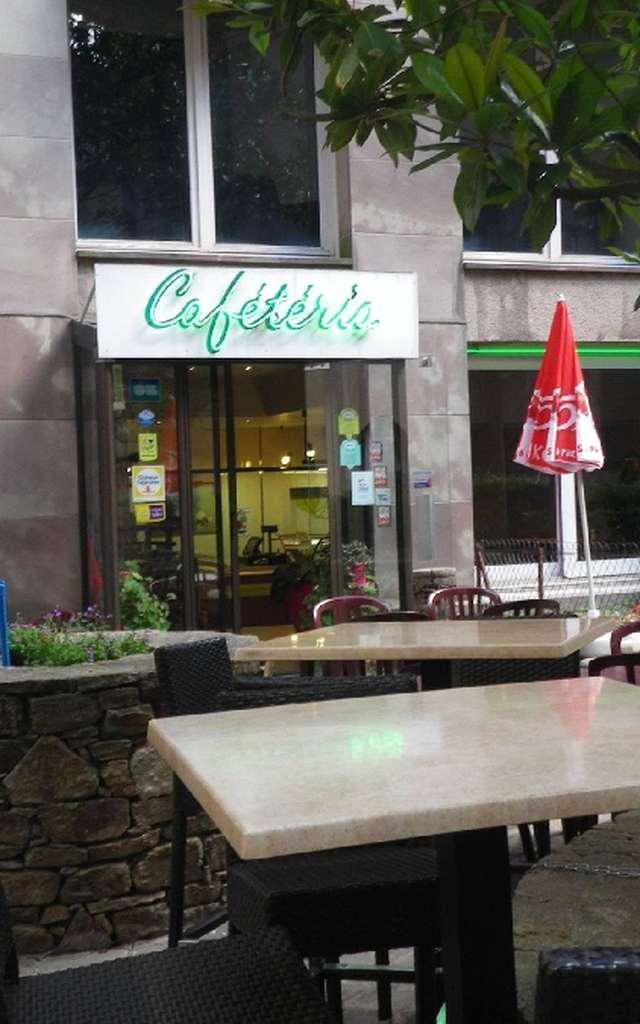 Caféteria le Biney