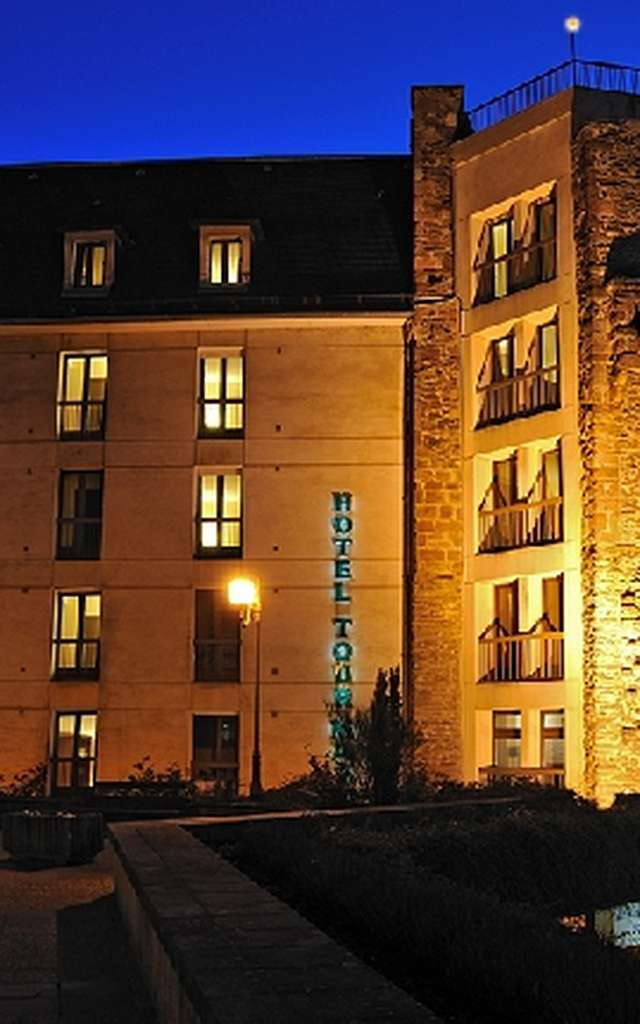 HOTEL DE LA TOUR MAJE