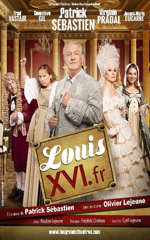Spectacle : Louis XVI.fr