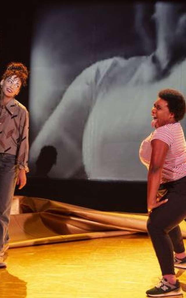 Théâtre des deux points : Désobéir - théâtre