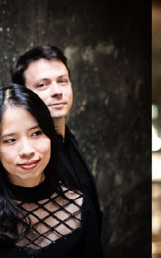 Musique : Quatuor Hermès & Natacha Kudritskaya