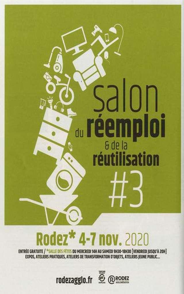 Salon du réemploi et de la réutilisation #3