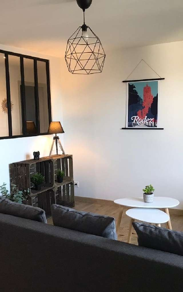 Appartement Lacombe-Barra