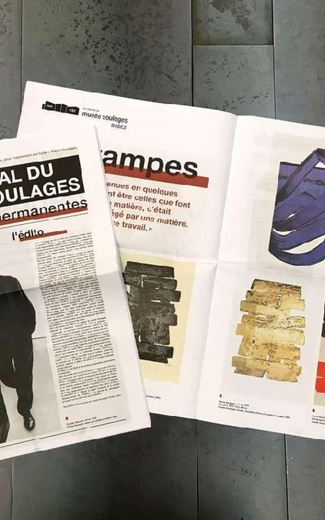 LA BOUTIQUE DU MUSEE SOULAGES EST OUVERTE