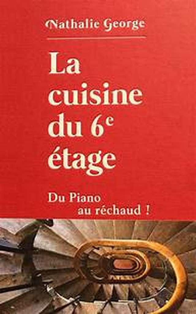 Signature livre de cuisine de Nathalie George