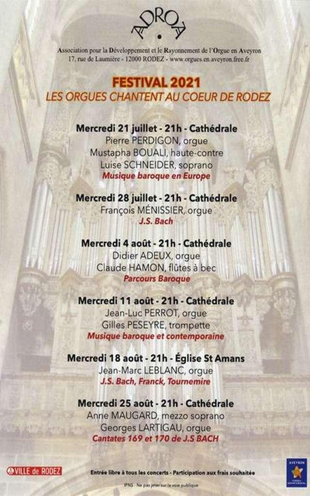 Concerts d'Orgue - Journées du Patrimoine