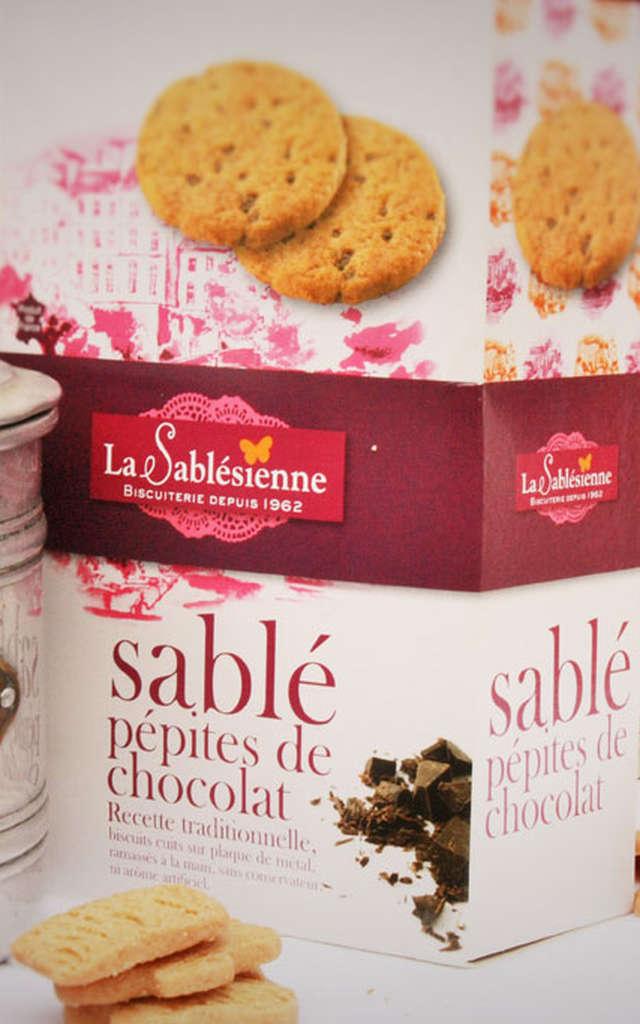 BISCUITERIE LA SABLESIENNE - VISITE DES ATELIERS