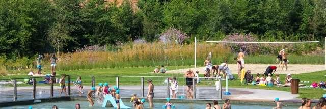 Natuurzwembad Aqua'lamé