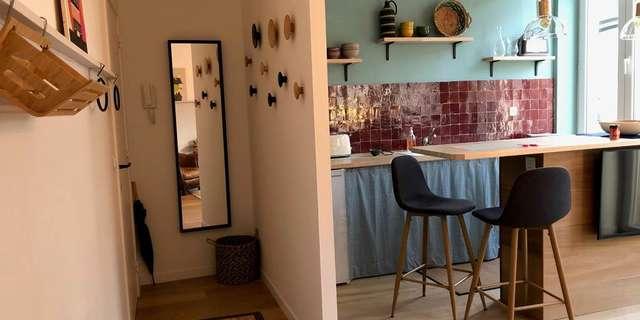 Feel good in Ixelles, appartement meublé