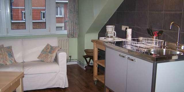 Studio Slegers, logement meublé