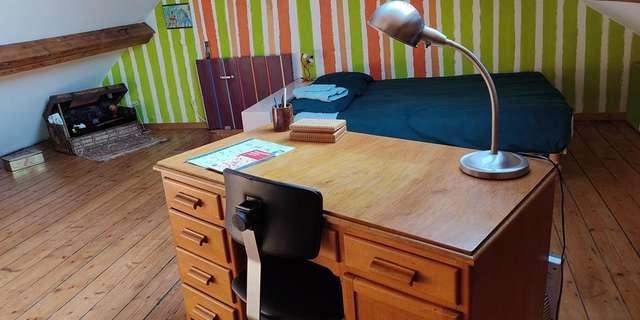 Vonck, studio meublé