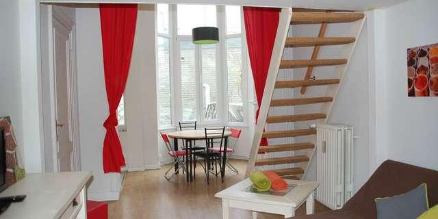 Chez Paulette, logement meublé
