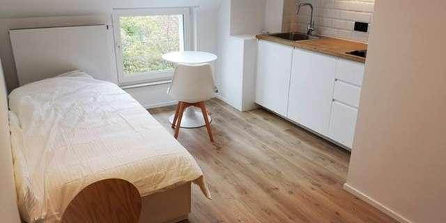 New Ixelles, studio meublé