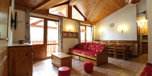 Les Balcons de Val Cenis le Haut A209 - 5 rooms - 12 people