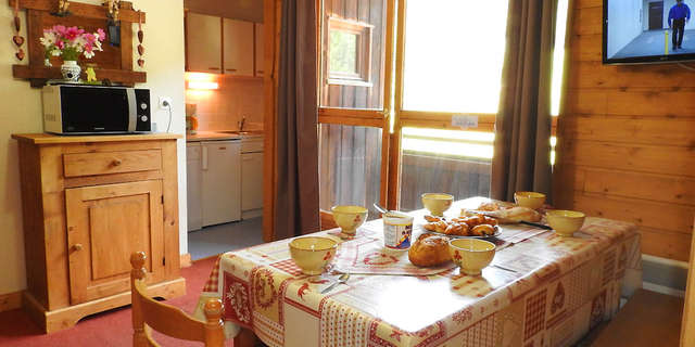 Les Portes De La Vanoise - 2 rooms 6 people - SB508A