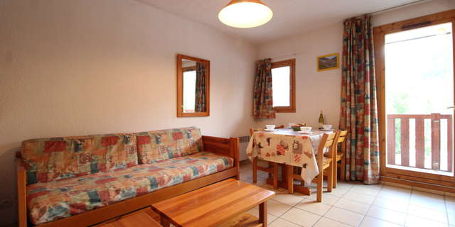 Le Petit Mont Cenis - 2 rooms 4 people - PMB008