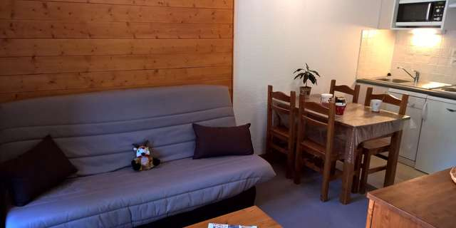 Les Portes De La Vanoise - 2 rooms 4 people - SB509A