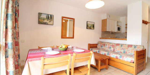 Le Petit Mont Cenis - 2 rooms 4 people - PMB009