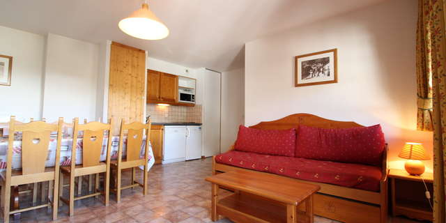 Les Essarts - 3 rooms 6 people *** - ESS019
