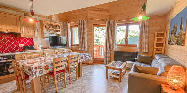 La Combe - 3 pièces mezzanine 8 personnes *** - COMB429